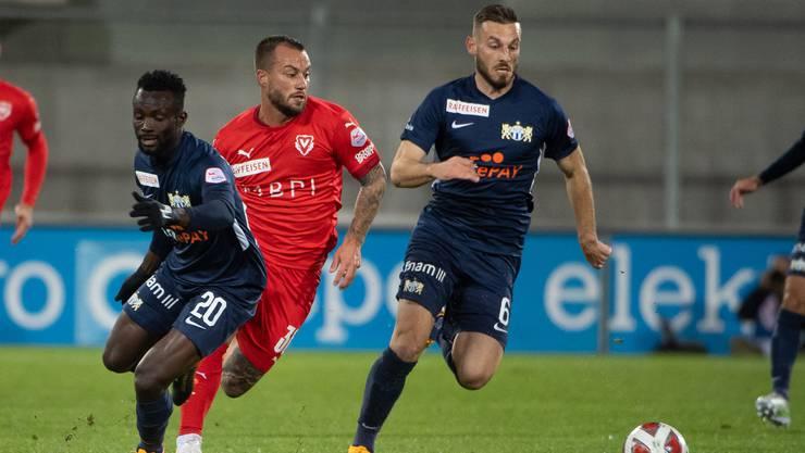 Bei seinem ersten Einsatz für den FCZ gab es für Fidan Aliti einen Sieg. Der nächste soll gegen den FCB folgen.