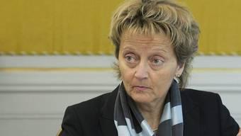 Bundesräte Ueli Maurer und Eveline Widmer-Schlumpf an den Von Wattenwyl-Gesprächen