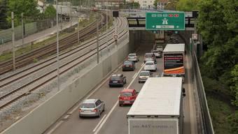 Der Verkehr nimmt stetig zu. Dadurch verschlechtert sich die Lärmsituation zunehmend.