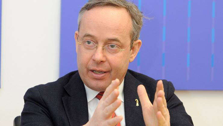 Der frisch gewählte Nationalrat Peter Malama. KEN