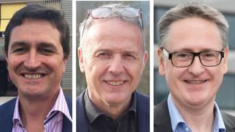 Kiwic, Schmidt und Bachmann - Wer wird Dietiker Stadtpräsident?