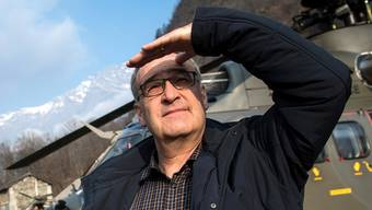 Guy Parmelin will neue Kampfjets.