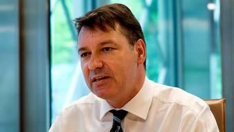 Abgang bei der Novartis: Pascal Brenneisen geht per Ende September.