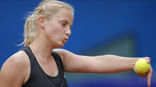 Zwangspause für Jelena Dokic