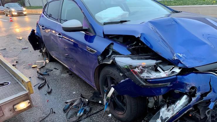 Der Unfall ereignete sich auf der A 2.