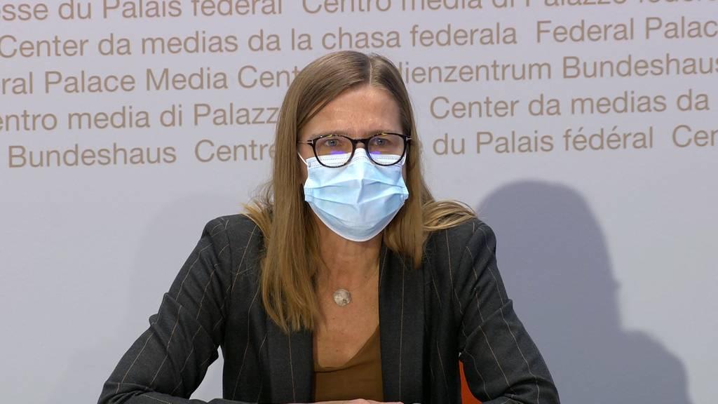 Rückläufige Fallzahlen: 16% weniger Covid-19-Infektionen als vor einer Woche