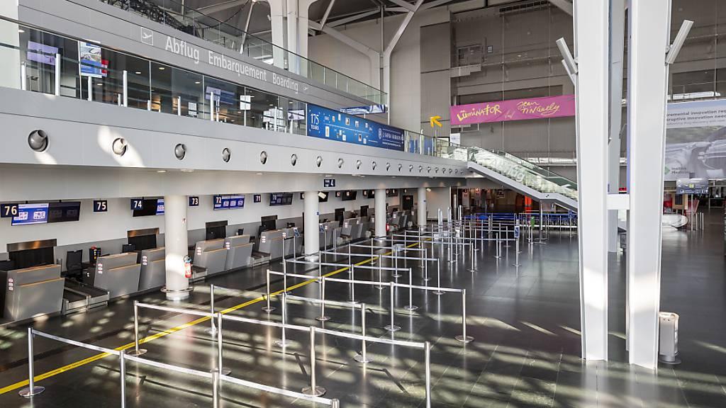 71 Prozent weniger Passagiere im Pandemie-Jahr 2020