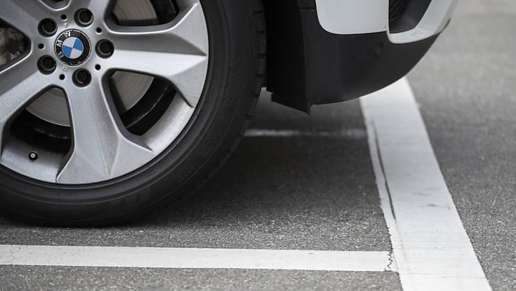 Wie viele Parkplätze dürfen es sein? In Winterthur tritt auf den 1. September nach Jahren des Hin und Hers die neue Parkplatzverordnung in Kraft. (Symbolbild)