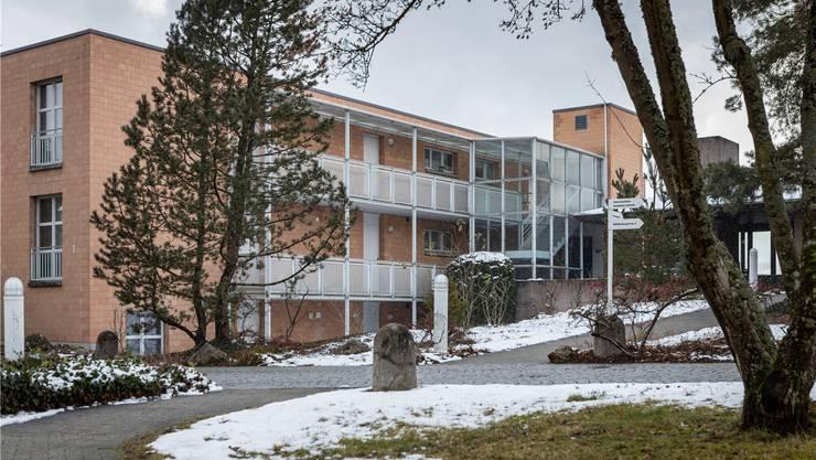 Die Siedlung «Auf Walthersburg» hat 59 Miet- und Alterswohnungen.