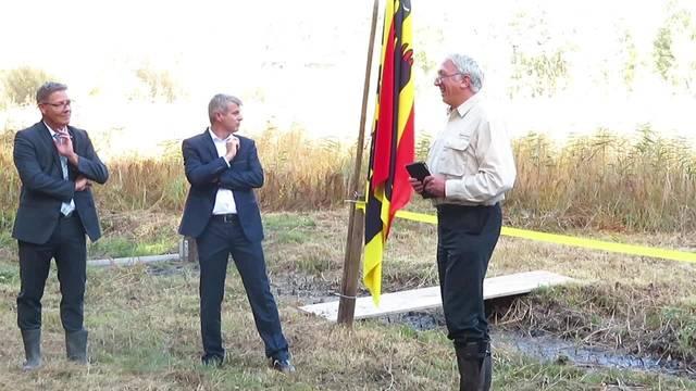 Urs Tester, Geschäftsleitungsmitglied pro Natura Schweiz: «Lange Zeit galt ein Moor für viele Leute als unproduktiver Sumpf»