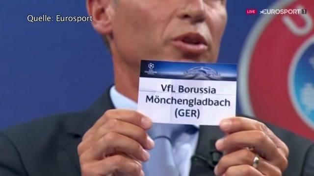 YB trifft auf Borussia Mönchengladbach