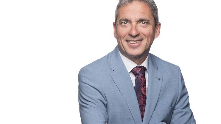 Daniel Urech, Sins, SVP (mit 2836 Stimmen gewählt), bisher