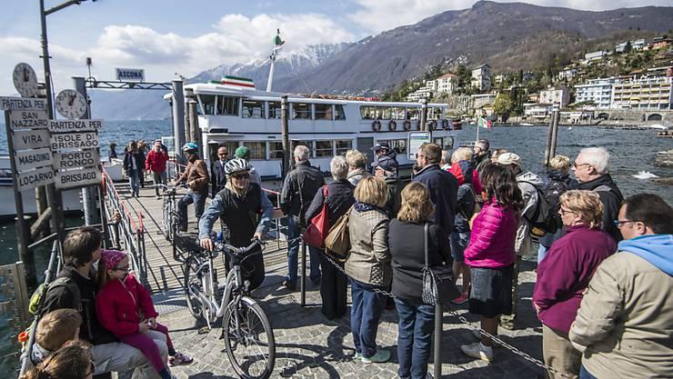 Die Schiffe auf Schweizer Seen dürfen angesichts des stärker werdenden Euros wieder auf mehr Gäste aus dem Ausland hoffen.
