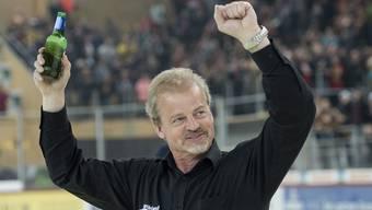 Aufstiegstrainer Bengt-Ake Gustafsson muss in Langnau gehen.