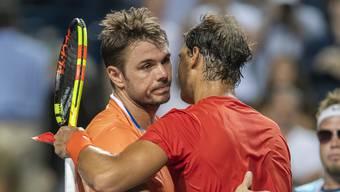 Seinen bislang letzten Erfolg gegen Rafael Nadal feierte Stan Wawrinka 2015 in Paris, in Madrid möchte er diesen Triumph nun wiederholen.