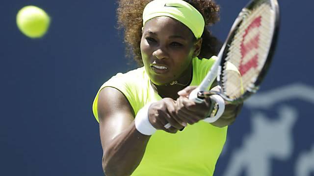 Serena Williams ist für Olympia in Form: Turniersieg in Stanford.