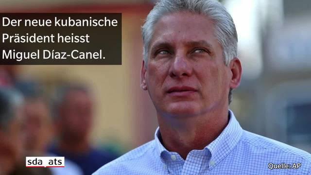 Kubas neuer Präsident und die Erwartungen der Kubaner