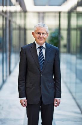 Kaspar Villiger, 2009-2012: Der Alt-Bundesrat wurde in der Finanzkrise Verwaltungsratspräsident. Er musste die aufgebrachte Politik beschwichtigen, denn kurz davor war die UBS mit Staatsgeld gerettet worden.