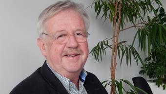 Claude Barbey, der pensionierte Grenchner Stadtbaumeister, hat viel Neues vor.