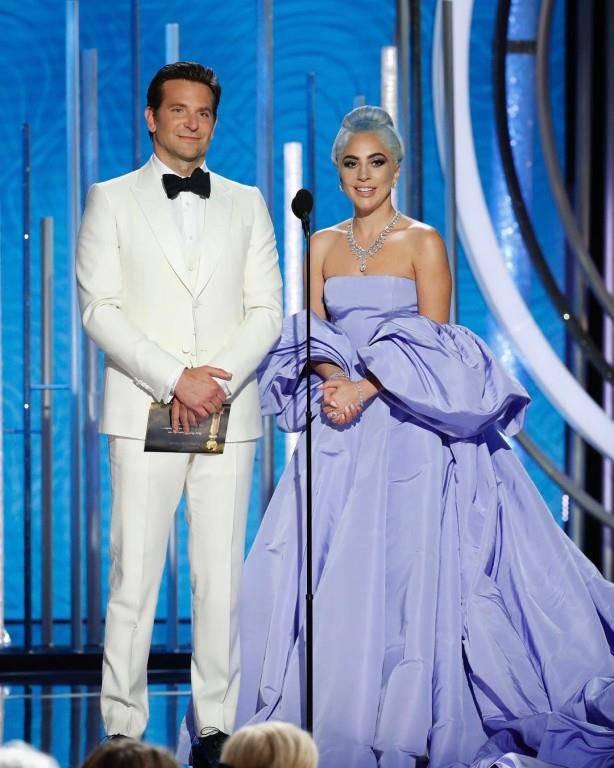 Lady Gaga und Bradley Cooper (© Instagram/@ladygaga)