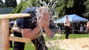 Wasser ist ein gutes Mittel, um sich abzukühlen – aber lange nicht das einzige.