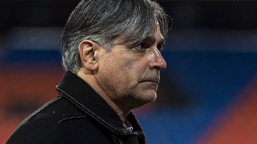 Unter Trainer Maurizio Jacobacci ist der FC Lugano derzeit nur schwer zu schlagen