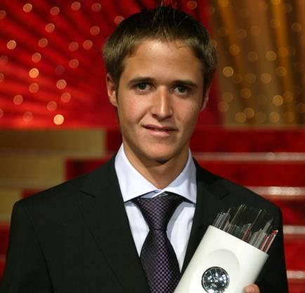Schweizer Sportler des Jahres 2005: Tom Lüthi.