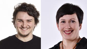 Renata Pfeiler und Simon Gomm verzichten auf ihren Gemeindeparlamentssitz.