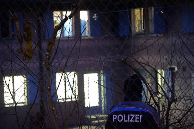 Die Durchgangsstation gilt als Erstaufnahmezentrum im Kanton Zug.
