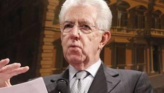 Mario Monti, Mann der Mitte