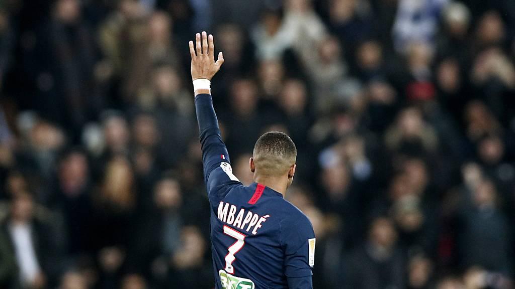 Ligue 1 abgebrochen - Paris Saint-Germain Meister