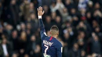 Kylian Mbappé und Paris Saint-Germain bekommen den Meistertitel zugesprochen