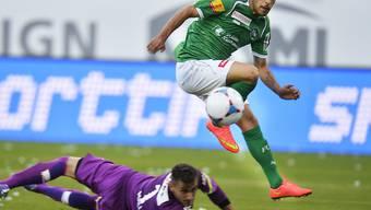 Der Ex-St. Galler Roberto Rodriguez stürmt in Zukunft für den FC Zürich