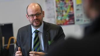 Georg von Schnurbein forscht schon seit Jahren zu Fragen des Stiftungswesens und über Non-Profit-Organisationen.