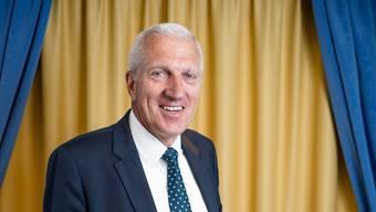 Ein Bild aus besseren Zeiten: Pierin Vincenz, ehemaliger Raiffeisen-Chef.