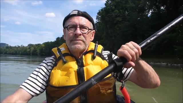 Durch den Aargau auf dem Wasser, Teil 5: Grenzerfahrung im Boot