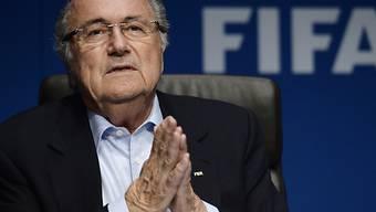 Sepp Blatter plädiert für WM im Winter