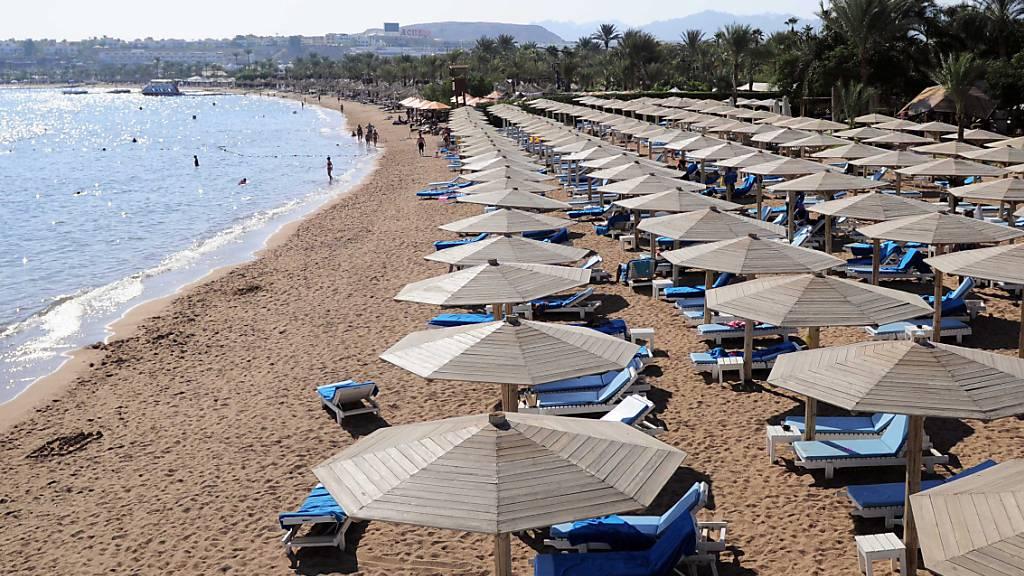 Minister: Ägyptens Badeorte trotz Corona «grossartig und sehr sicher»