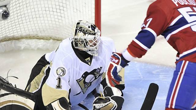 Matchwinner gegen Pittsburgh: Montreals Benoit Pouliot
