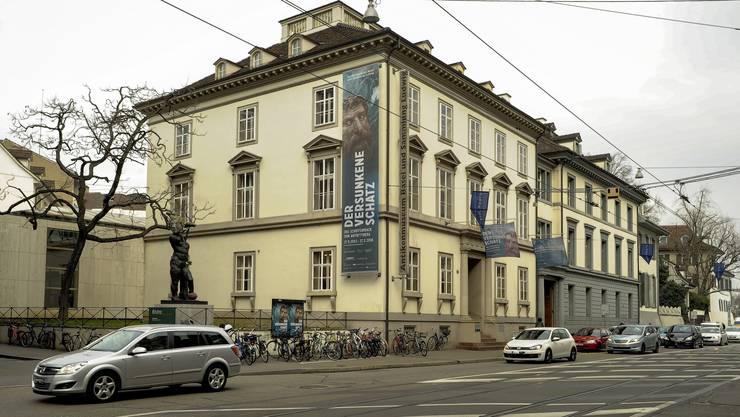Zieht das Antikenmuseum nun aus oder nicht?