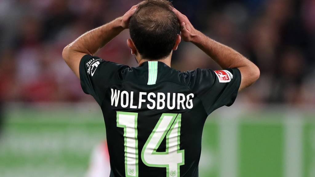 Wolfsburg verpasst nach Remis Sprung an Tabellenspitze