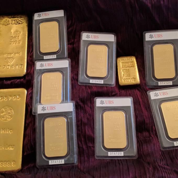 Beitrag Goldfund Klingnau