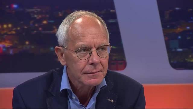Josef Sachs verrät in der Sendung «TalkTäglich», welche Fälle ihn besonders bewegten, wie er Lügner entlarvt und wieso strengere Strafen nicht abschrecken.
