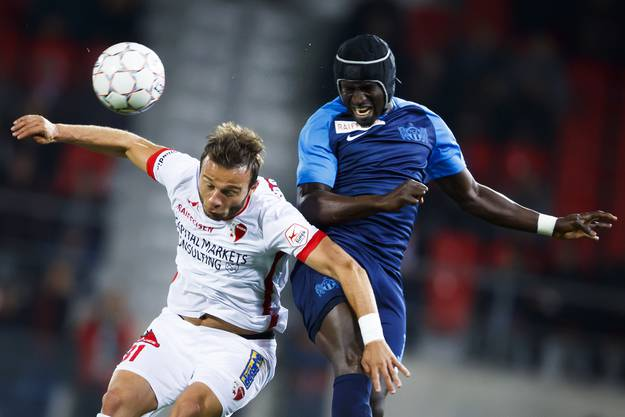 Der Montenegriner war zuletzt beim FC Sion aktiv.