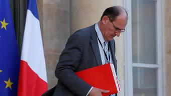 Frankreichs neuer Premier Jean Castex. Er folgt auf Édouard Philippe.