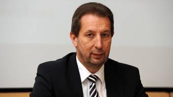 Hans Peter Simeon, Geschäftsführer der BLPK