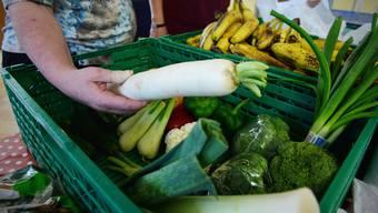 In Lengnau gibt es seit August eine Lebensmittelablage für armutsbetroffene Menschen