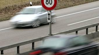 Tempo-80-Zonen auf Autobahnen sollen Stau vermeiden