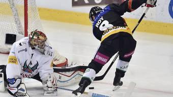 Auch Derek Roys Weg führte von der NHL in die NLA.