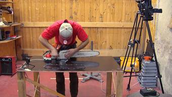 9,96 Sekunden: Jan Wegmann zeigt, was er kann.
